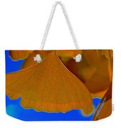 Fade To Autumn Weekender Tote Bag