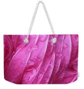 Faded Blossom Weekender Tote Bag