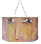 Faded Weekender Tote Bag
