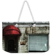 Fading Facade Weekender Tote Bag by Andrew Paranavitana