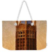Fading Slowly Into Night Weekender Tote Bag