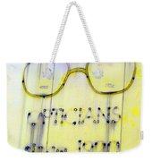 Fading Vision Weekender Tote Bag