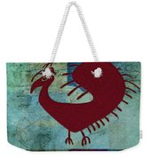 Fafa Bird - 01c01bcr Weekender Tote Bag