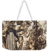 Fafner Hey! Come Hither, And Stop Weekender Tote Bag