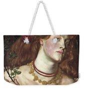 Fair Rosamund  Weekender Tote Bag