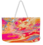 Fairgrounds Sky Weekender Tote Bag