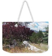 Fairies House Weekender Tote Bag
