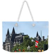 Fairmont Chateau Laurier I - Ottawa Weekender Tote Bag