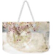 Fairy Bouquet Weekender Tote Bag