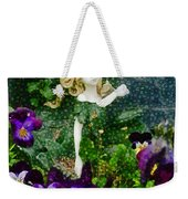 Fairy Dust  Weekender Tote Bag