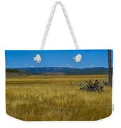 Fairy Falls Valley Weekender Tote Bag