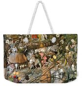 Fairy Fellers Master-stroke Weekender Tote Bag