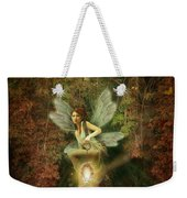Fairy Forest Lake Weekender Tote Bag