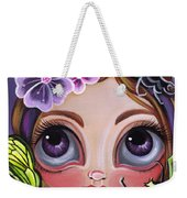 Fairy Of The Insects Weekender Tote Bag