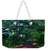 Fairy Path Weekender Tote Bag