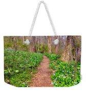 Fairy Paths Weekender Tote Bag