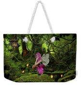 Fairy Princess Weekender Tote Bag