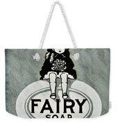 Fairy Soap Weekender Tote Bag