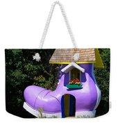 Fairy Tale Shoe House Weekender Tote Bag