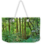 Fairy Trees Weekender Tote Bag