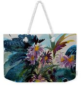 Fairyland Asters Weekender Tote Bag