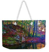 Fairyland Forest Weekender Tote Bag
