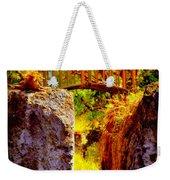 Fairytale Bridge Weekender Tote Bag