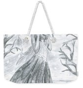 Fairytale Winter Weekender Tote Bag