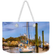 Faith Hope And Charity Weekender Tote Bag