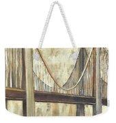 'faith' Weekender Tote Bag