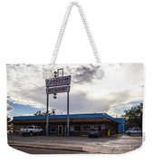 Falcon Restaurant Weekender Tote Bag