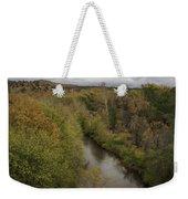 Fall Along The Creek Weekender Tote Bag
