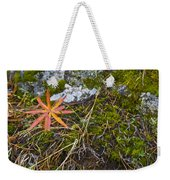 Fall And Moss Weekender Tote Bag
