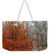 Fall And Winter 2 Weekender Tote Bag