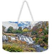 Fall Arrival Weekender Tote Bag