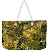 Fall Aspen Weekender Tote Bag