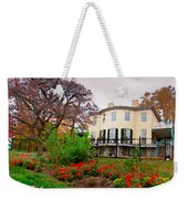 Fall At Lemon Hill Weekender Tote Bag