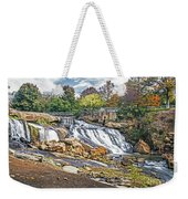 Fall At Reedy River Weekender Tote Bag