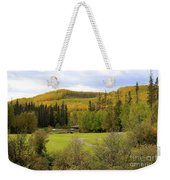 Fall At The Course Weekender Tote Bag