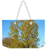 Fall At The Dunes Weekender Tote Bag