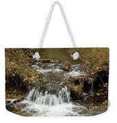 Fall At The Lower Falls Weekender Tote Bag