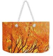 Fall At The Shore Weekender Tote Bag
