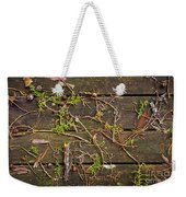Fall Background Weekender Tote Bag