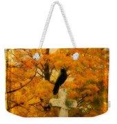 Fall Burst Weekender Tote Bag