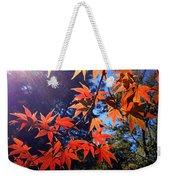 Fall Color 1 Weekender Tote Bag