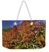 Fall Color At Biltmore Weekender Tote Bag