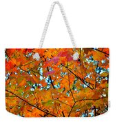 Fall Colors 2014-5 Weekender Tote Bag