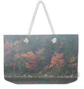 Fall Colors In Acadia National Park Maine Img 6483 Weekender Tote Bag