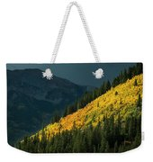 Fall Colors In Aspen Colorado Weekender Tote Bag