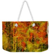 Fall Colors In Ohio Weekender Tote Bag